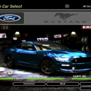 Need For Speed Underground 2 Cars By Ford Nfscars Shelby Gt500 Super Snake