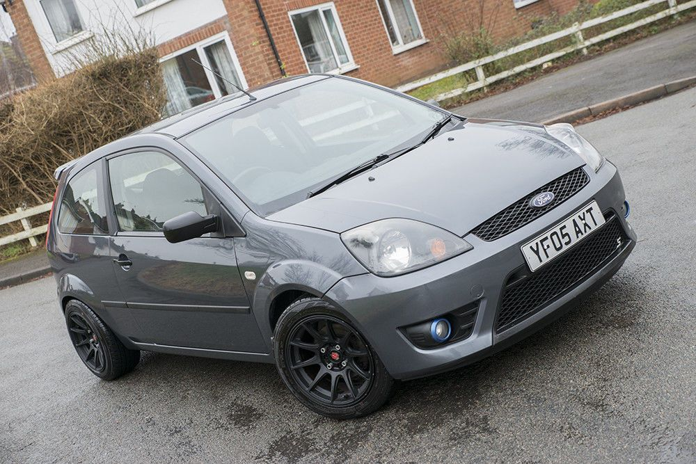 Check out this fast ford 2005 fiesta zetec s full photo - small