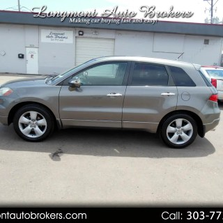 Used 2008 acura rdx in longmont co near 80501 5j8tb18278a020515 auto com - small
