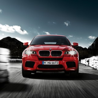Wallpapers Bmw X6 M And X5 Sport Wallpaper - small