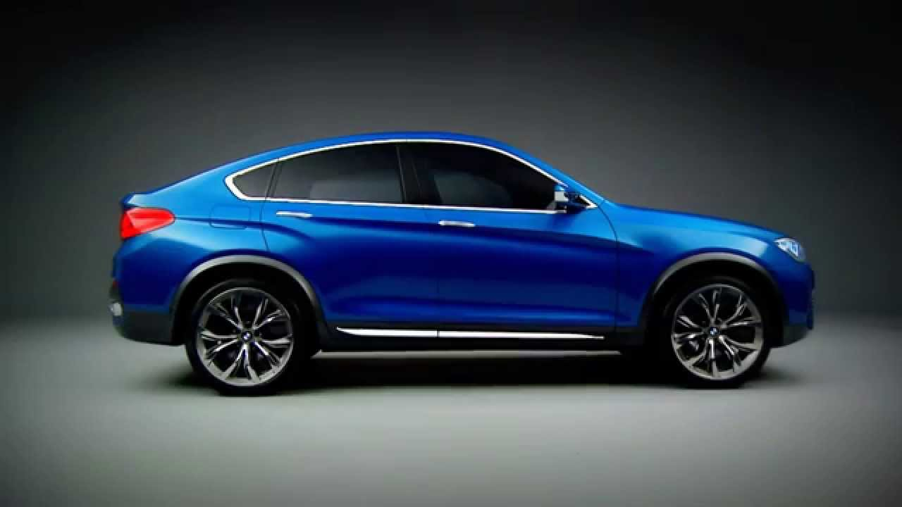 Bmw x4 concept 2013 static full hd video - small