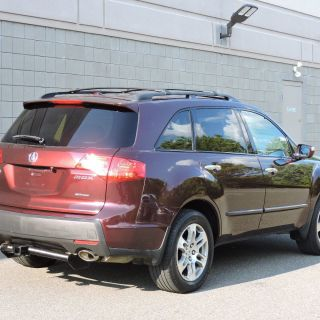 Review Of The Thule Apex 4 Hitch Bike Rack On A 2012 Acura Mdx - small