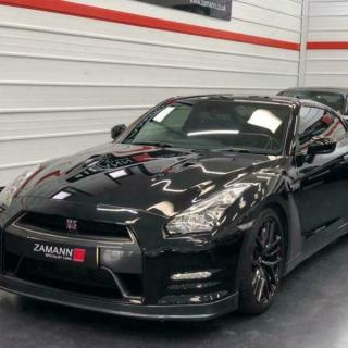 2013 Nissan Gt R 3 8 V6 Premium Edition Black 4wd 2dr In Halifax West Yorkshire Gumtree - small