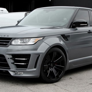 Range rover sport lumma clr rs widebody edition - small