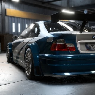 Bmw M3 Gtr Nfs Payback Wallpapers Hd - small