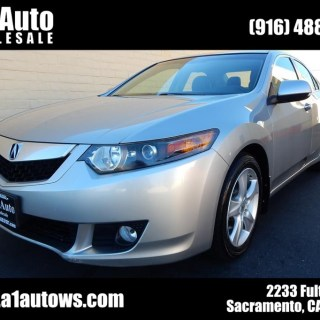 2010 acura tsx a 1 auto wholesale 4 cylinder - small