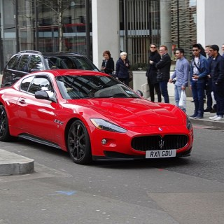 Maserati granturismo s mc sport line 3 june 2013 autogespot - small