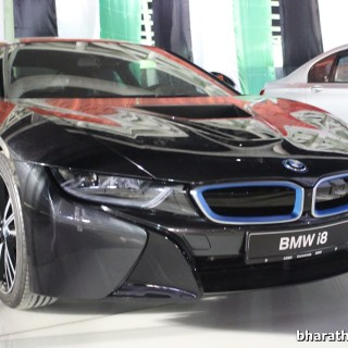 bmw i8 spied in india before febraury 2015 launch spy photo