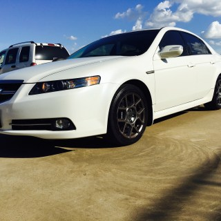 sold 2007 6spd manual acura tl type s wdp 95k 15 500