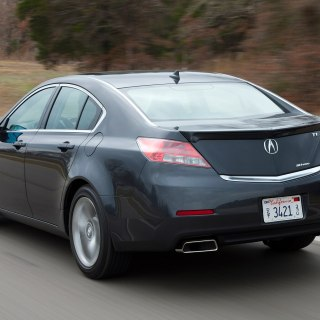 2014 acura tl reviews and rating motor trend sedan - small