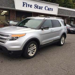 Ford Explorer 2013 In Meriden Norwich Middletown White Plains Ny Ct Five Star Cars Llc B85616 Photo - small