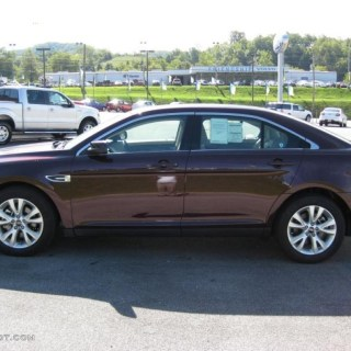 2011 bordeaux reserve red ford taurus sel 36063205 photos
