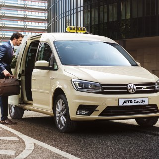 volkswagen transporter caddy go electric with abt caradvice up