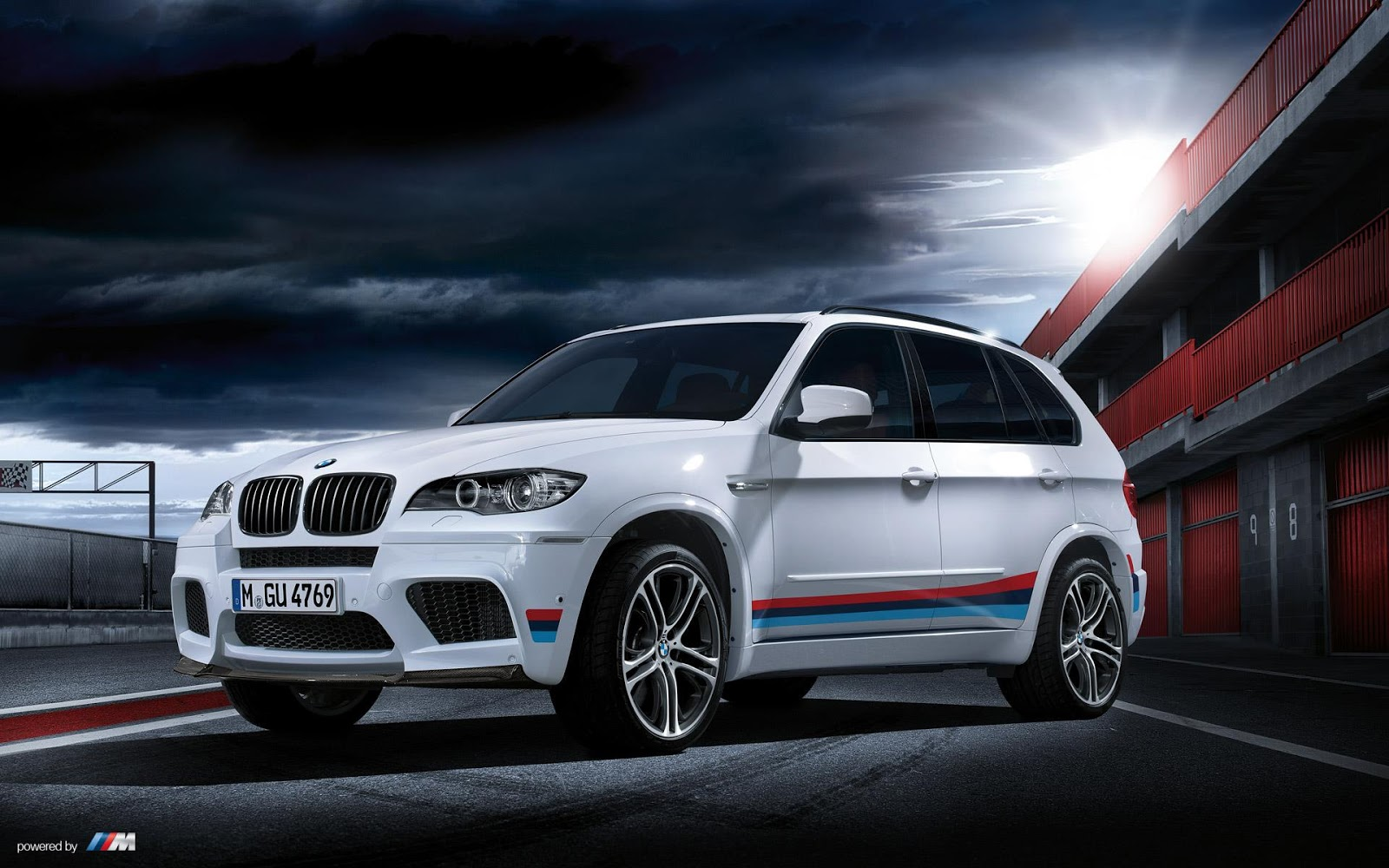 wallpapers of beautiful cars bmw m performance parts part 1 stripes wallpaper