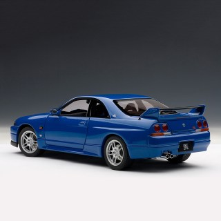 Nissan Skyline Gt R R33 L M Limited Edition Autoart Special