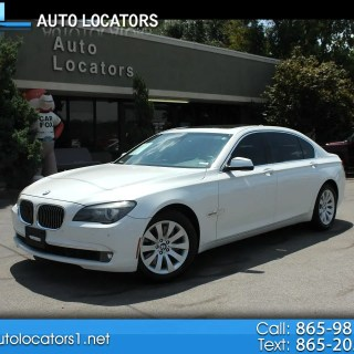 used 2011 bmw 7 series 750li 4dr sdn for sale in louisville photos