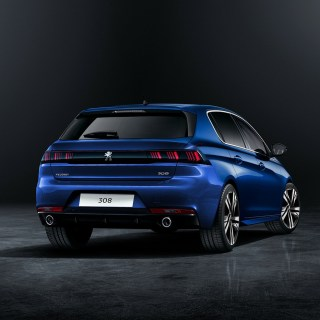 Modified Peugeot 308 Gti Is A Road Going Touring Car ...