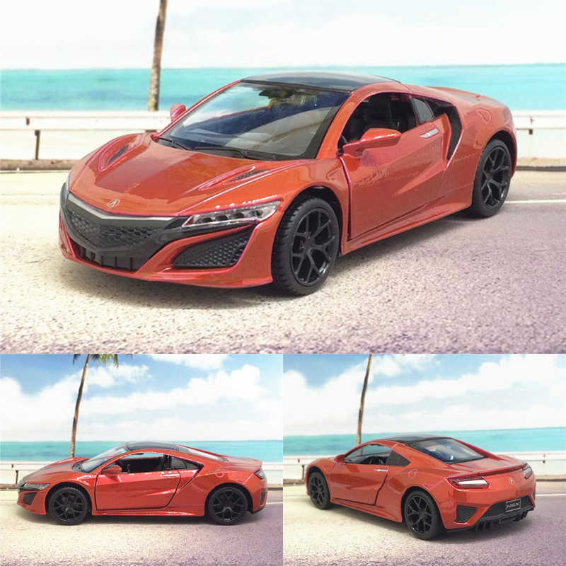promotion price 1 32 scale honda acura nsx metal alloy car models