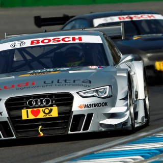 Meet The New Audi A5 Dtm 2012 - small