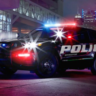 2020 ford explorer driven in hybrid police form 2012 photos
