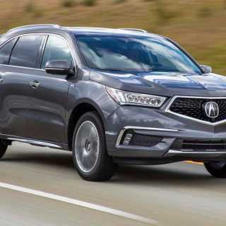 2017 acura mdx hybrid first drive review a small piece from 03
