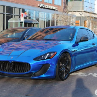 Maserati granturismo mc stradale 23 february 2014 autogespot - small