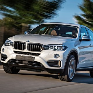 2015 bmw x6 m review photo - small