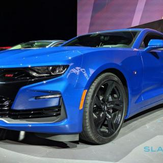 This is the 2019 camaro turbo 1le controversial 455hp ss chevrolet features - small