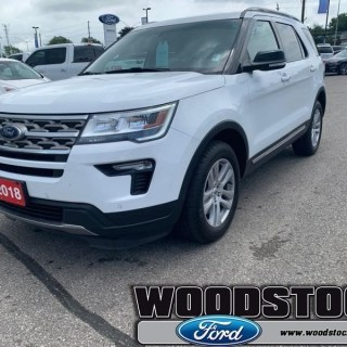 2018 ford explorer xlt photo - small