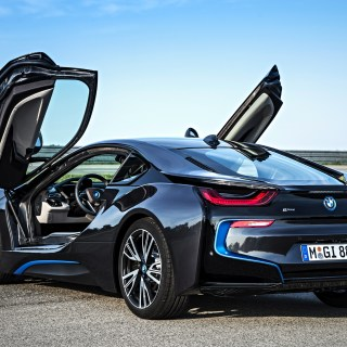 bmw i8 official videos photo of