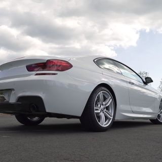 Arden Jaguar F Type R Coupe 2015 Front Three - small