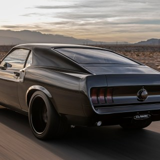 continuation 1969 ford mustang boss 429 does 815 hp autoblog wallpaper