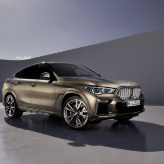 Introducing The Third Generation Bmw X6 G06 Information Sport Wallpaper - small