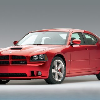 2006 Dodge Charger Srt8 Top Speed Photo - small