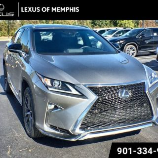 pre owned 2013 lexus rx 350 memphis tn f sport - small