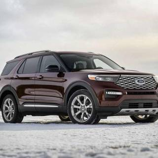 2020 Ford Explorer The First Of A New Wave Dearborn Suvs Photo - small