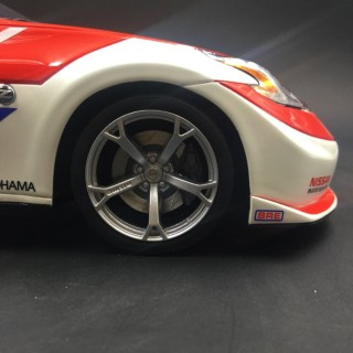 details about gt spirit 1 18 2010 bre nissan 370z 40th anniversary resin model car limited 504 edition