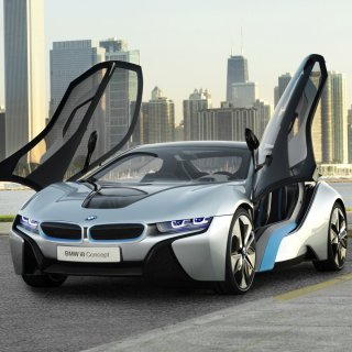 Bmw I8 Spyder Hd Fondoswiki Com Wallpaper - small