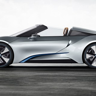 2012 Bmw I8 Concept Spyder Wallpapers And Hd Images Car Wallpaper - small