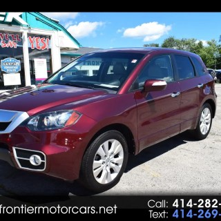 Used 2010 acura rdx awd 4dr tech pkg for sale in milwaukee - small