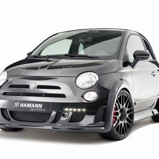 Fiat 500 Largo By Hamann News Tuning Directory 2010 Abarth - small