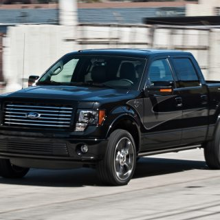 2012 ford f 150 supercrew harley davidson edition first - small