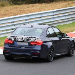 454bhp bmw m3 cs due for 2018 launch autocar new - small