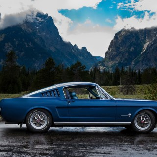 Ford mustang fastback 4k ultra papel de parede hd plano wallpaper - small