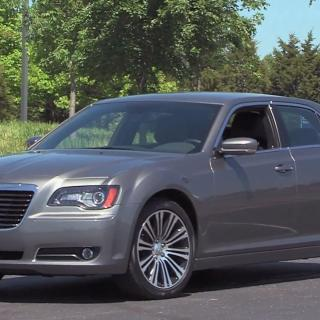 2012 Chrysler 300 Specs Price Mpg Reviews Cars Com Luxury Series - small
