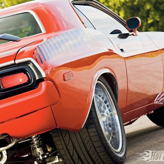 1973 dodge challenger wallpaper and background image iphone 5