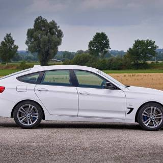 Bmw 3 series gran turismo sport priced at inr 46 60 lakh - small