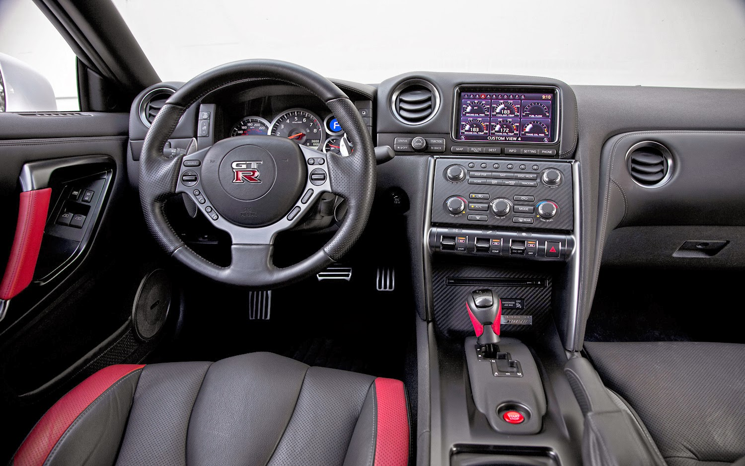 2013 Nissan Gt R Top Cars - small