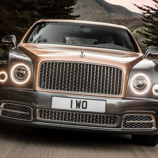 2016 Bentley Mulsanne Extended Wheelbase Wallpapers And Hd Mulliner Wallpaper - small