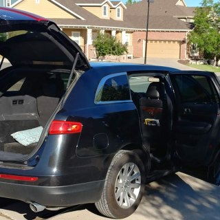 denver airport to from castle rock transportation limo acura